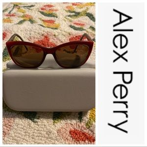 Alex Perry Red Specsavers